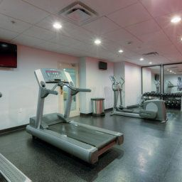 Sala fitness ON Radisson Hotel & Suites Fallsview Fotos