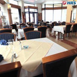 Breakfast room within restaurant Astoria Fotos