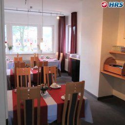 Breakfast room within restaurant Am Wilden Eber Fotos