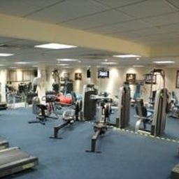 Wellness/Fitness Menzies Hotels Glasgow Fotos