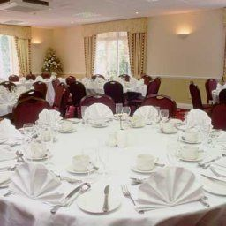 Sala congressi BEST WESTERN PLUS Ullesthorpe Court Hotel & Golf Club Fotos