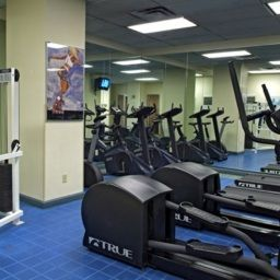 Wellness/fitness area Club Quarters Wall Street Fotos