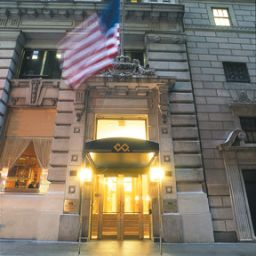 Exterior view Club Quarters Wall Street Fotos