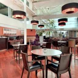 Restaurant Hilton London Heathrow Airport Fotos