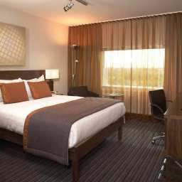 Room Hilton London Heathrow Airport Fotos