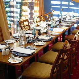 Breakfast room within restaurant Kegworth Whitehouse East Midlands Fotos