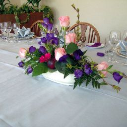 Banqueting hall Bredal Kro Fotos
