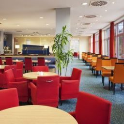 Restaurant Holiday Inn Express FRANKFURT AIRPORT Fotos
