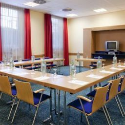 Conference room Holiday Inn Express FRANKFURT AIRPORT Fotos