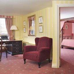 Chambre Crewe Hall Fotos