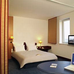Zimmer Suite Novotel Hamburg City Fotos