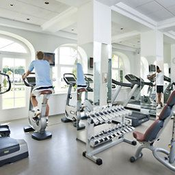 Wellness/fitness area Sofitel Grand Sopot Fotos