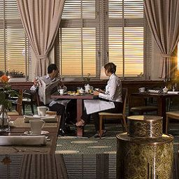 Breakfast room within restaurant Sofitel Grand Sopot Fotos