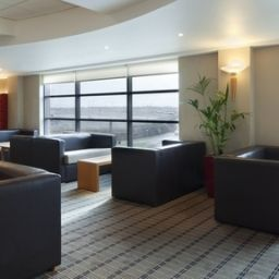Hall Holiday Inn Express LONDON - LUTON AIRPORT Fotos