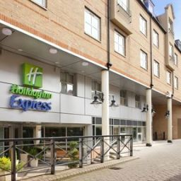 Exterior view Holiday Inn Express LONDON - HAMMERSMITH Fotos