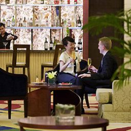 Bar Grand Mercure Beijing Central Fotos