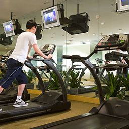 Wellness/Fitness Grand Mercure Beijing Central Fotos