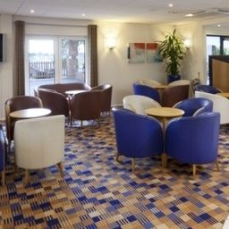 Vista all'interno Holiday Inn Express PETERBOROUGH Fotos