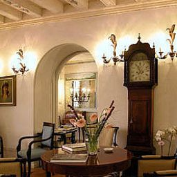 Interior view Relais dell Orologio Fotos