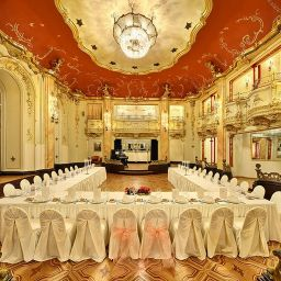 Restaurante Grand Bohemia Fotos