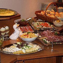 Buffet Landhotel Pockau Fotos
