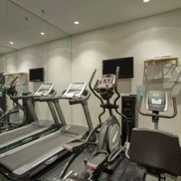 Wellness/fitness Days Inn Hotel New York City-Broadway Fotos