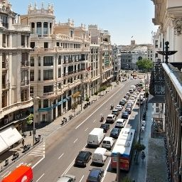 Вид Catalonia Gran Vía Fotos