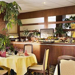 Breakfast room within restaurant Oceania Rennes Fotos