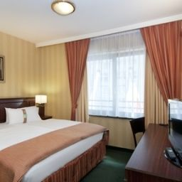 Chambre Holiday Inn BRUSSELS - SCHUMAN Fotos