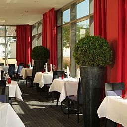 Restaurante Welcome Hotel Essen Fotos