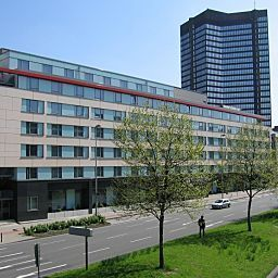 Vista exterior Welcome Hotel Essen Fotos