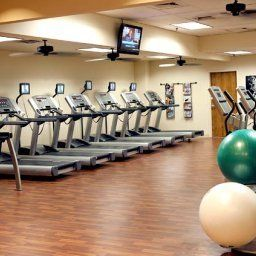 Wellness/Fitness The Worthington Renaissance Fort Worth Hotel Fotos