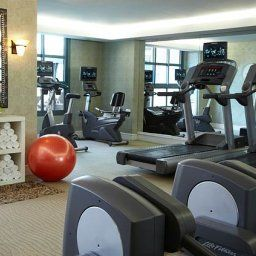 Wellness/Fitness Renaissance Los Angeles Airport Hotel Fotos