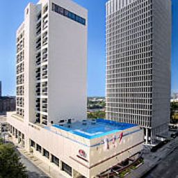 Exterior view Melia Atlanta Fotos