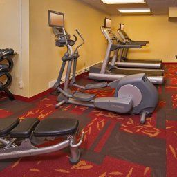 Wellness/fitness area Courtyard Secaucus Meadowlands Fotos