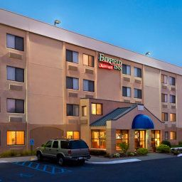 Exterior view Fairfield Inn Albany East Greenbush Fotos