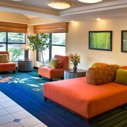 Hall Fairfield Inn Albany East Greenbush Fotos