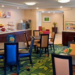 Restaurant Fairfield Inn Albany East Greenbush Fotos