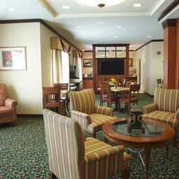Hall Fairfield Inn & Suites Nashville Smyrna Fotos