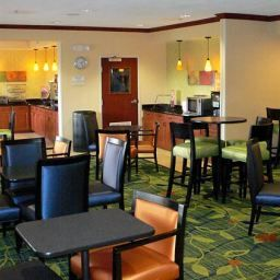 Restaurant Fairfield Inn & Suites Colorado Springs South Fotos