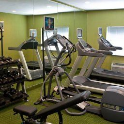 Wellness/Fitness Fairfield Inn & Suites Fort Worth University Drive Fotos