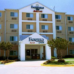 Außenansicht Fairfield Inn & Suites Fort Worth University Drive Fotos