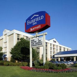 Exterior view Fairfield Inn East Rutherford Meadowlands Fotos
