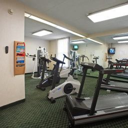 Wellness/fitness area Fairfield Inn East Rutherford Meadowlands Fotos