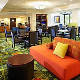 Restaurant Fairfield Inn East Rutherford Meadowlands Fotos