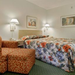 Chambre Days Inn Hilton Head Fotos