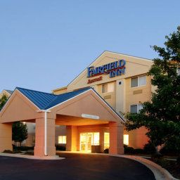 Vista esterna Fairfield Inn Huntsville Fotos