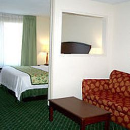 Room Fairfield Inn & Suites Macon Fotos