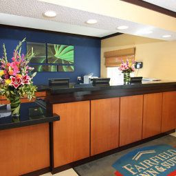 Halle Fairfield Inn & Suites Minneapolis Bloomington Fotos