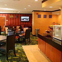 Restaurant Fairfield Inn & Suites Minneapolis Bloomington Fotos